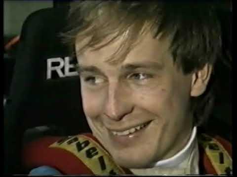 Shell Oils British Open Rallycross 1987 Brands Hatch Colin Richards and Final