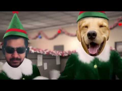 Elf Yourself | Office Party | Office Depot | IOS | VFX