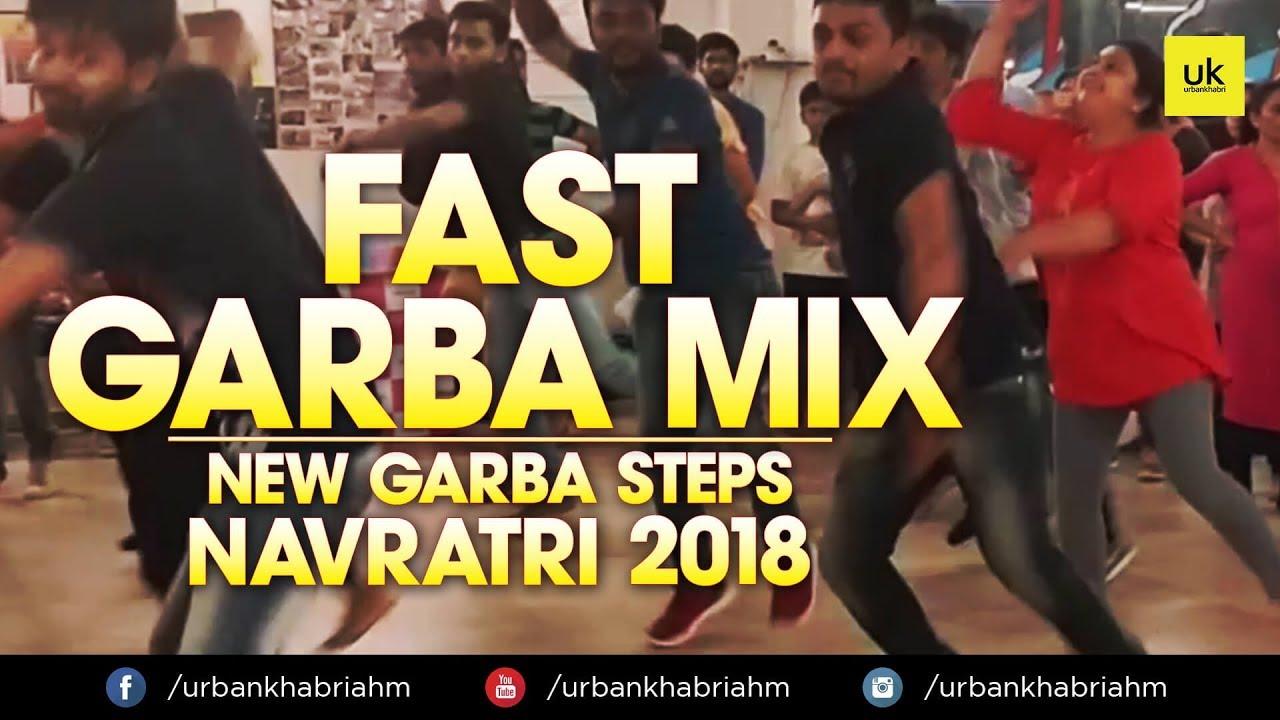 Garba Mix | Fast Garba | Learn Garba Steps | Goras | Navratri | Best Garba Performance