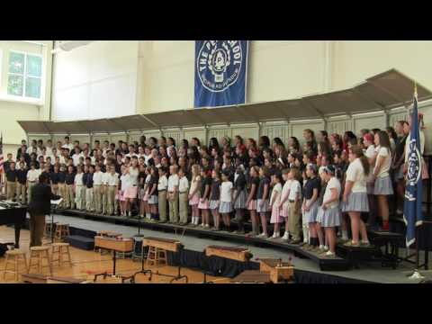 The Peck School Memorial Day Salute