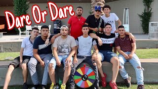 EXTREME Spin The Wheel In A Public Mall *Dare Or Dare*