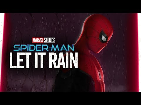 "Marvel Spider-Man - ""Let It Rain"" original song by Halocene"
