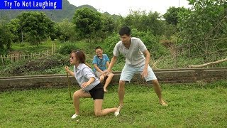 TRY NOT TO LAUGH   Funny Videos   Funny Fails Compilation July 2019   TrollTV #40