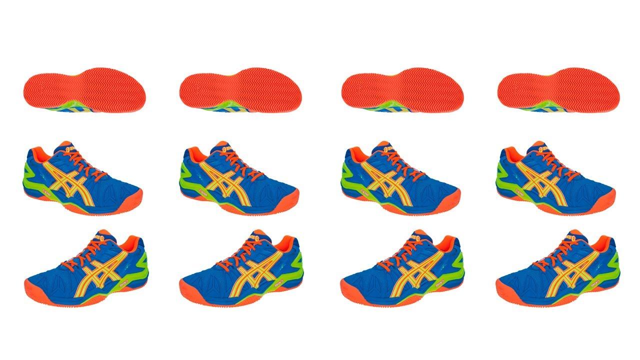 zapatillas padel asics lima
