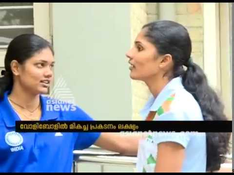 Indian Volleyball team including 10 malayalee players all set for Jakarta| Asian Games 2018