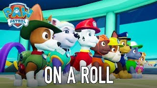 Paw Patrol - PS4/XB1/SWITCH - On A Roll! (Trailer)