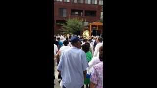 Baptism @ United House of Prayer For All People Washington, D.C. August 2012 Part 1
