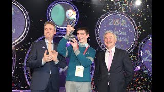 Biology project steals the show at this year's BT Young Scientist thumbnail