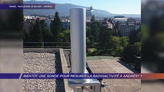 Yvelines | Bientôt une sonde pour mesurer la radioactivité à Andrésy ?