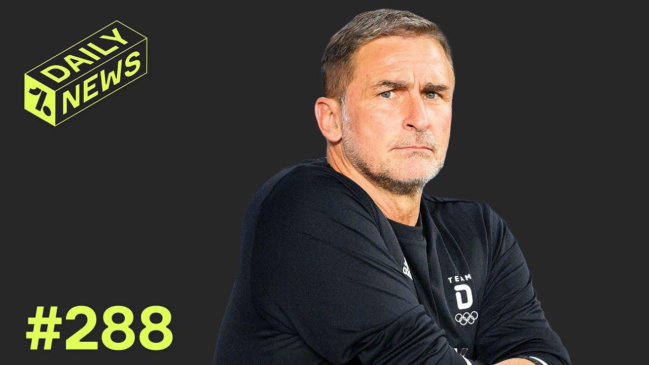 Stefan Kuntz vor dem Aus? Leverkusen schnappt sich Barca-Talent!