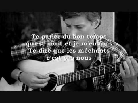 Jean-Baptiste Maunier - Mistral Gagnant /lyrics