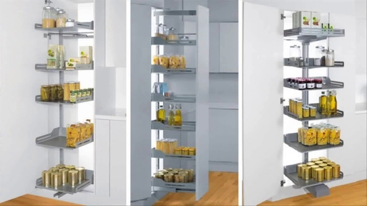Kitchen Design With Tall Unit - YouTube