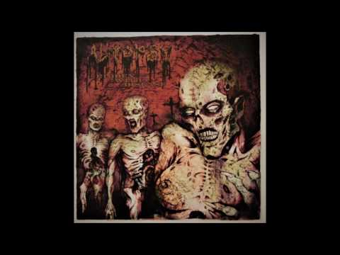 Autopsy- Ridden With Disease 2000 (FULL ALBUM) (VINYL RIP)