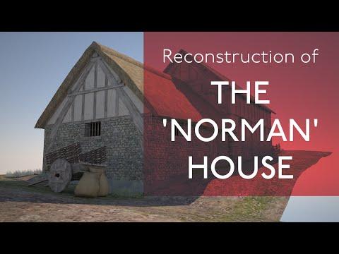 The 'Norman' House 2014 • Bristol Dig Berkeley