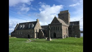 Gambar cover Scotland's SECRET Island Escape / Isle of Iona.