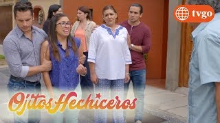 ¡Sabrina provoca a Nataly en su cumpleaños! - Ojitos Hechiceros 28/05/2018