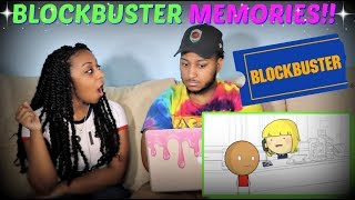 "sWooZie ""My Blockbuster Video Stories"" REACTION!!!"