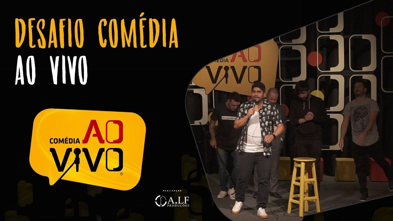 Desafio Comedia Ao Vivo Lula Livre Yudi Bebado Briga De Glenn Greenwald E Augusto Nunes