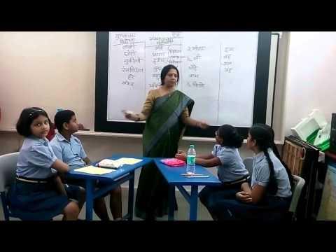 visheshan - Hindi lesson