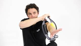 Rolflex Pro - Alleviate Tennis Elbow and Golfer's Elbow Pain aka Lateral and Medial epicondylitis