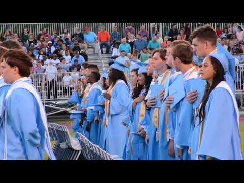 Long County High School Graduation 2018 - Part 2