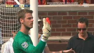 David De Gea Vs. Real Madrid 14-15 [Neutral] [HD 720p]
