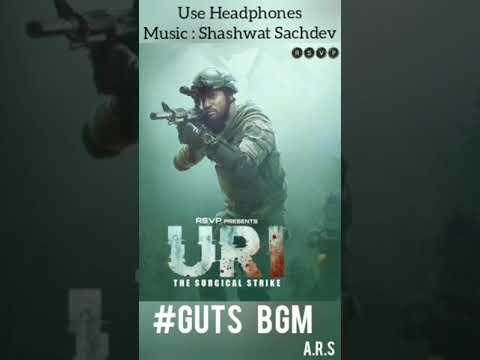 URI #GUTS & GLORY BGM