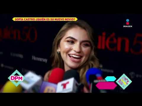 Sofía Castro está muy enamorada de su nuevo novio, Pablo Bernot | De Primera Mano