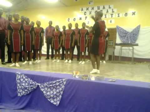 Putuavanga Secondary School Choir 2016