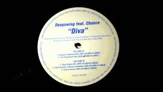 Deepswing feat. Chance - Diva (Original Freakazoid Mix)