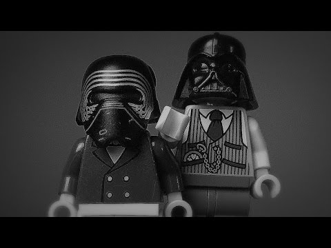Lego Star Wars: Grandpa Vader And Kylo Ren (Feat. AKPstudios)