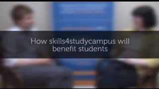 Stella Cottrell - How skills4studycampus will benefit students