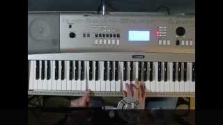 Haz Llover Tutorial de Piano