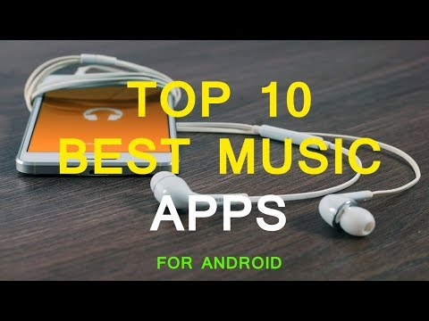 Top 10 Best Music Apps For Android 2018 You MUST DOWNLOAD