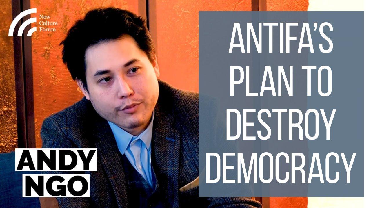 Download Andy Ngo - Unmasked: Inside Antifa's Radical Plan to Destroy Democracy.
