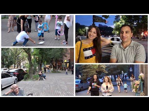Yerevan, 07.08.21, Sa, Zbosank Isahakyan+Mashtots, Handipum.