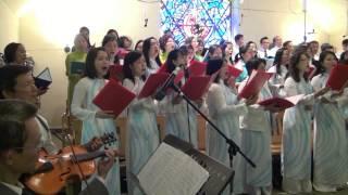 Hy Lễ Tình Yêu & Ave Maria - Ca đoàn ĐMHCG Montréal, Canada