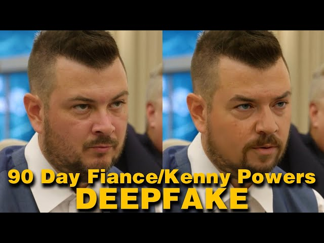 90 Day Fiance Charlie/Kenny Powers (Andrei and Libby) Deepfake