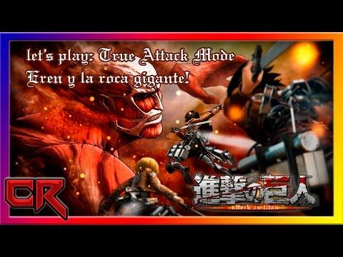 Attack on Titan Wings of Freedom || #11 - Eren y la roca gigante! || by #CypherReagan