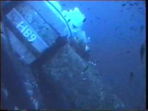 Offshore Diving... A Risky Business (part 1)