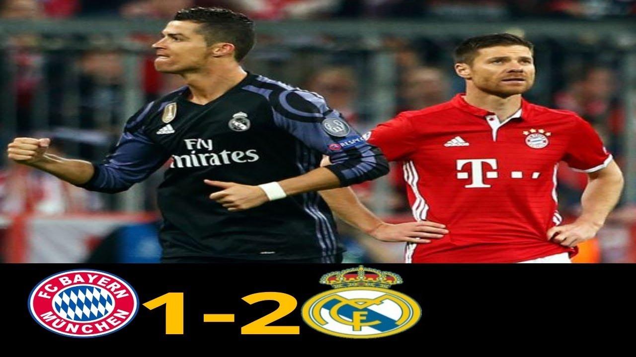 "Download Bayer de Munich vs Real Madrid, Highlights ""UCL"" Cuartos de Final, Partido Ida (12/04/2017)"