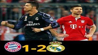 "Bayer de Munich vs Real Madrid, Highlights ""UCL"" Cuartos de Final, Partido Ida (12/04/2017)"