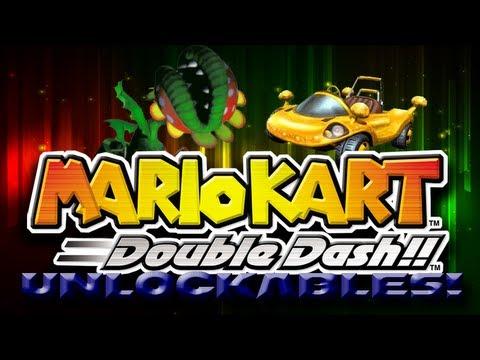 Mario Kart: Double Dash!! - Unlockables - Karts, Tracks, Characters