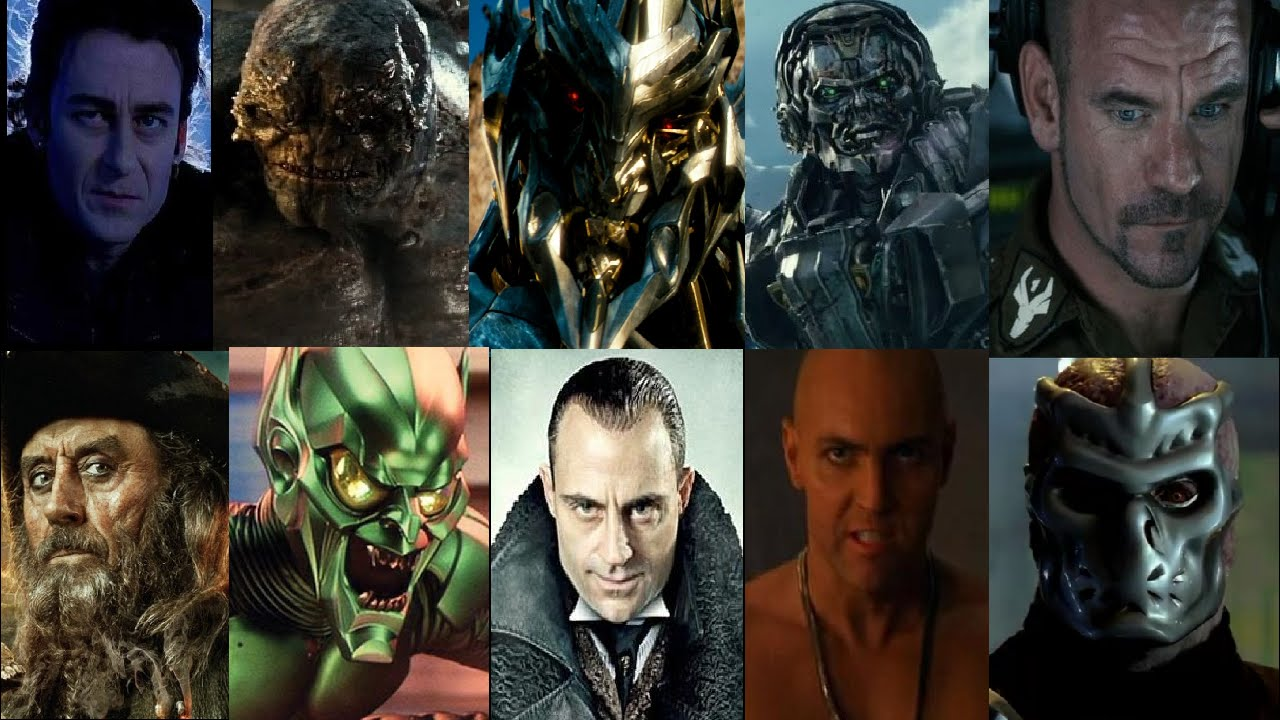 Defeats Of My Favorite Movie Villains par 7