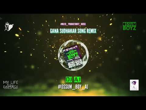 GANA SUDHAKAR SONG REMIX | OSSUM BOYZ | DJ AJ | Love Failure And Feeling Song | MLFD Production Hous