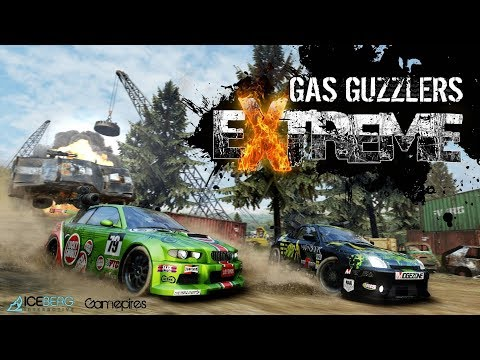 Gas Guzzlers Extreme (2013) - Gameplay (PC Ultra 1080p 60fps)