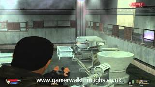 The Punisher Walkthrough - Meat Packing Plant