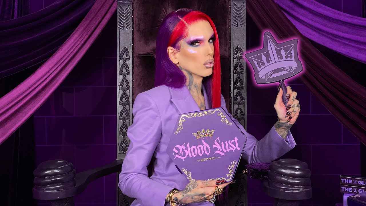 Jeffree Star New Blood Lust Palette: Release Date Of The Highly ...