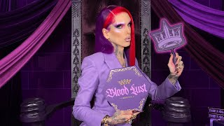 Blood Lust 💜 Palette & Collection Reveal! | Jeffree Star Cosmetics