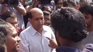 dialogue demanded uoh justice for rohith vemula uoh pt 75